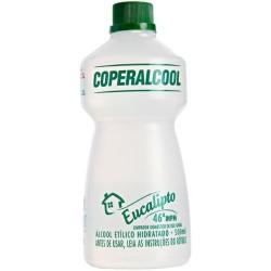 ALCOOL LIQUIDO PERFUMADO EUCALIPTO 500ML