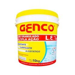 CLORO GRANULADO 3EM1 10KG GENCO