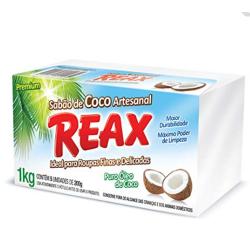 SABAO EM PEDRA COCO REAX C/05