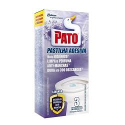 PASTILHA ADESIVA LAVANDA PATO C/03