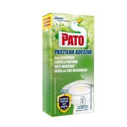 PASTILHA ADESIVA CITRUS PATO C/03