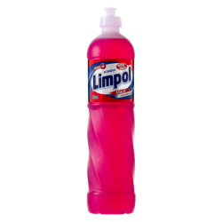 DETERGENTE MAÇA 500ML LIMPOL