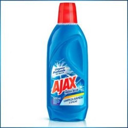LIMPADOR FRESH BLUE AZUL 500ML AJAX