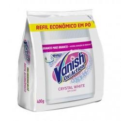 REFIL ALVEJANTE PO OXIACTION CRISTAL WHITE 400G VANISH